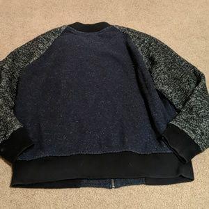 Madewell Jackets & Coats - Madewell Wool Blend Bomber Jacket